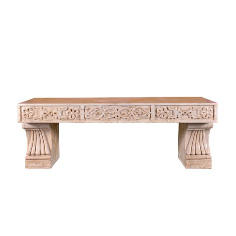 marble benches marble bench carved solid marble bench landscape seating
