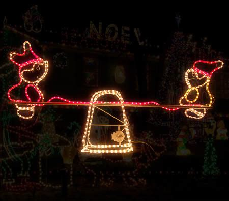 Motorized Decorations by Outdoor Garden Decor Decoration Home Rope Lights