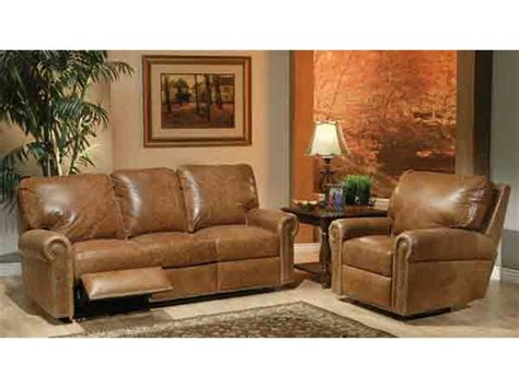 distressed leather recliner always fashionable