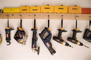 Garage Storage Ideas For Power Tools Power Tool Storage Preferences General Diy