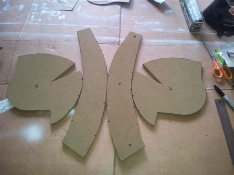 foam armor templates rothgar s workbench rebel pilot helmet