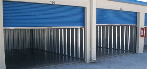 storage locker units how to pack your storage unit for easy access with image