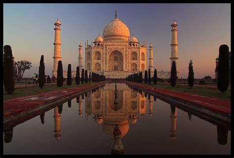 Tripod Mahal the taj mahal agra uttar pradesh india tripods are