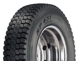 Dunlop Truck Tires Commercial Dunlop 11r22 5 H Tl Sp431a Tirestaroutlet