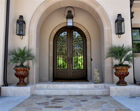 exterior entryway ideas 20 incredible mediterranean entry design
