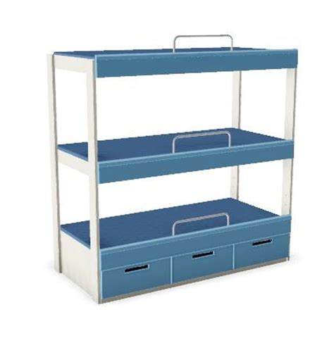 3 Tier Bunk Bed 3 Tier Bunk Varivane