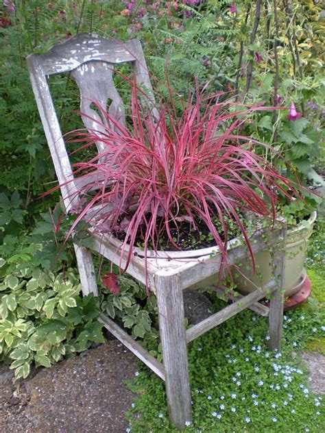 Chair Planter by 139 Best Images About Chair Planters On