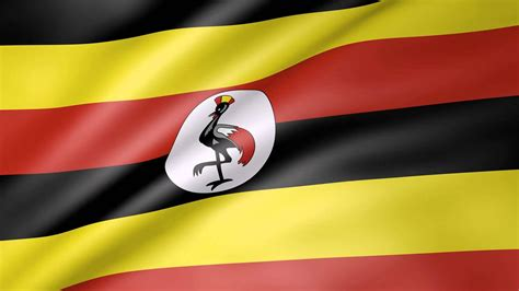 flags of the world uganda uganda animated flag youtube