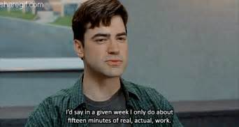 Office Space Oh Gif 16 Times Your Graduate Made You Feel Like A