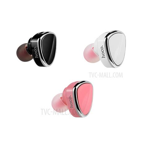 Hoco Earphone Earbud Dengan Mic M1 hoco e7 mini bluetooth earphone wireless bluetooth earbud headset with mic pink tvc mall