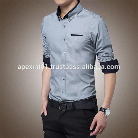 latest pattern of shirt 2015 wholesale latest shirt designs for men wholesale mens