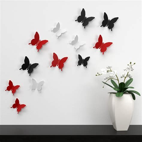 Swallow Wall Stickers free photo butterfly wall decoration color free
