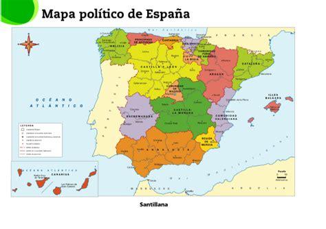 descargar libro e atlas geografico de espana y el mundo en linea mapa pol 237 tico de espa 241 a carryonpeople