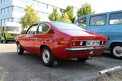 opel kadett 1978 2nd getrag ford transmissions day cologne germany