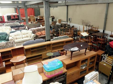 miscellaneous furniture to donate to charity salvation