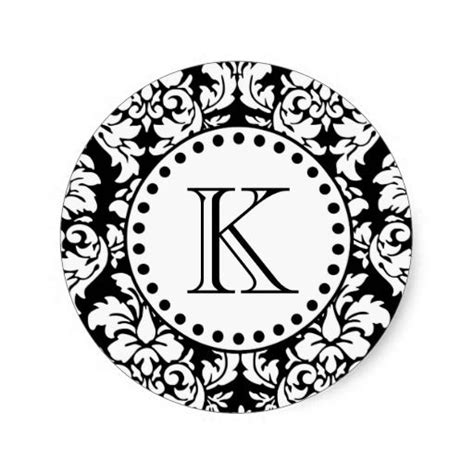 17 best images about monogram and name stickers on