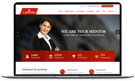 7 Law Firm Website Essentials Cyber Fision Attorney Website Templates