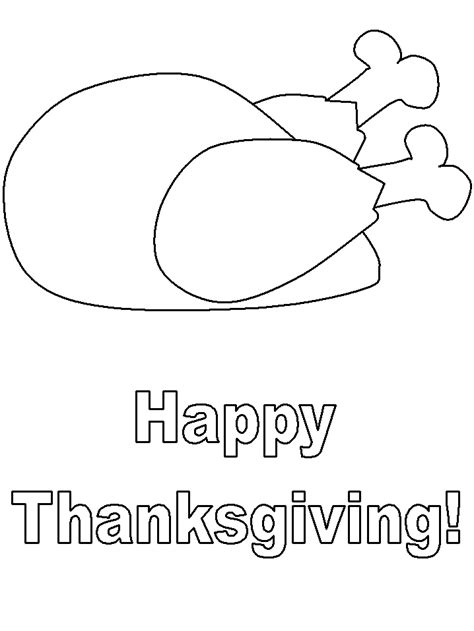 coloring pages of cooked turkey cooked turkey drawing coloring home