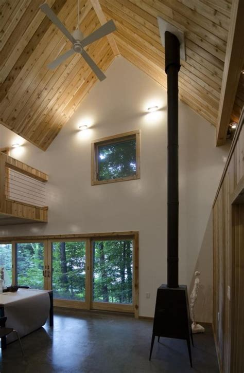 small studio house design  double pitched roof digsdigs