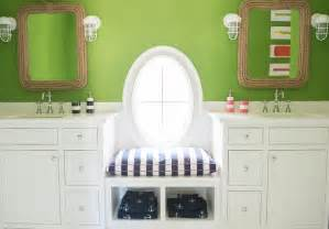 navy and green bathroom white and green cottage bathroom design ideas