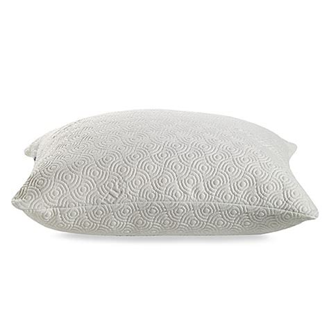 bed bath beyond tempurpedic pillow tempur pedic 174 the tempur cloud standard pillow bed bath