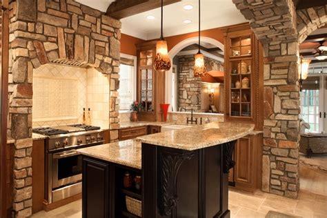 arredare cucina rustica cucine in muratura rustiche idee per la casa in cagna
