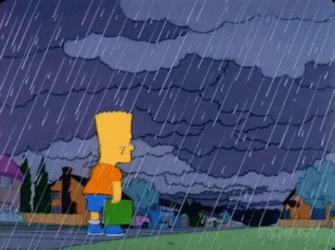 imagenes sad los simpson lonely bart gif lonely bart simpsons discover share gifs
