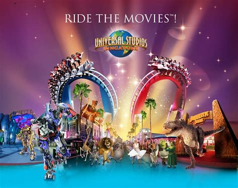 Adulttiket Universal Studio Singapore Open Date buy universal studio singapore ticket uss one day pass