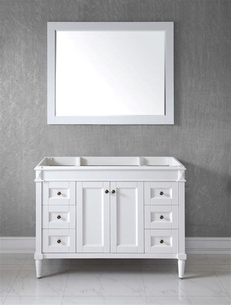 attachment white bathroom vanity cabinet 866