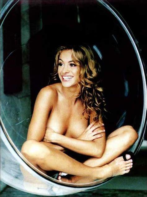 Naughty Celebs Paulina Rubio Nipple Slips