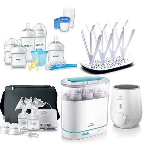 Avent Essential Manual Breast Standard Bottle philips avent baby essential set value theshopville