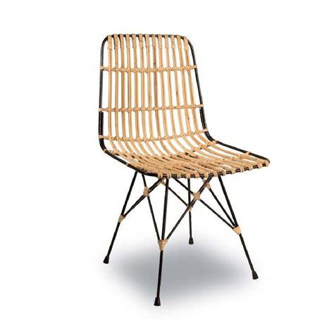 Délicieux Coussin Chaise Longue Jardin #5: chaise-metal-et-rotin-kubu.jpg