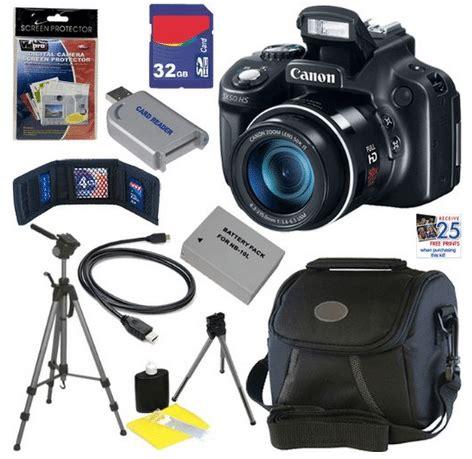best deal on cameras save 180 on canon powershot bundle