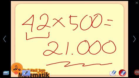 Cara Cepat Mudah Taklukkan Matematika Smp trik perkalian cepat matematika sd smp sma mudah banget 1