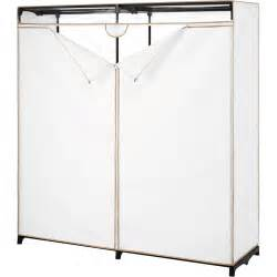 mainstays 60 quot wide clothes closet walmart