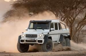 Mercedes G Class 6x6 Mercedes Amg G 63 6x6 Review 2017 Autocar