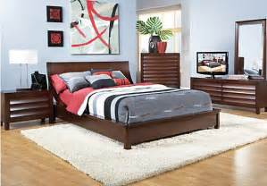 shop for a zen valley 5 pc king bedroom at rooms to go
