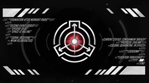 Online Layout scp fam radio ep 02 wallpaper 1920x1080 by toadking07 on