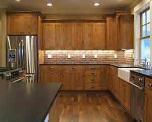 Houzz Kitchen Backsplashes Brick Kitchen Backsplash Houzz