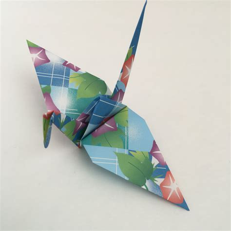 Origami Paper Large - origami cranes large 12 large japanese paper cranes with
