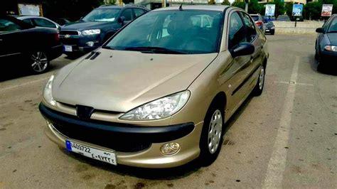 Peugeot Lebanon A New Member With A Different Taste Sedan 206 Peugeot Psl