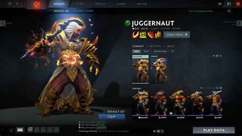 Gamis Set 2 dota 2 best sets all heroes ti fall 2016