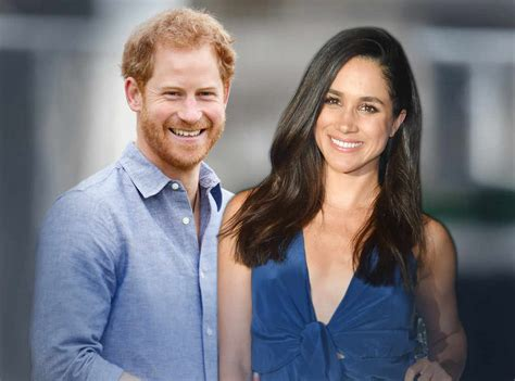 harry and meghan markle prince harry truly in love with meghan markle as friends