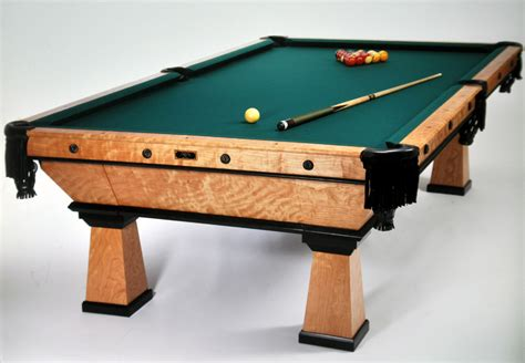 how is a pool table dorset custom furniture a woodworkers photo journal all
