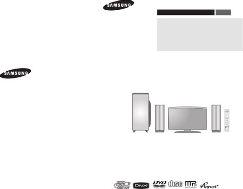 samsung home theater system ht x200 user guide