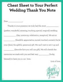thank you letter after wedding for parents best 25 wedding thank you ideas on wedding