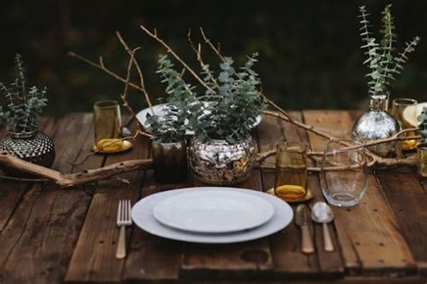 rustic thanksgiving table settings uncategorized page 2