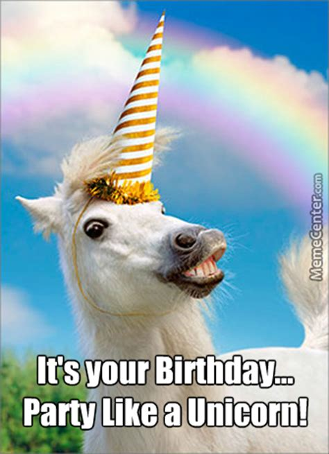 Unicorn Birthday Meme - unicorn birthday meme 28 images unicorn farting