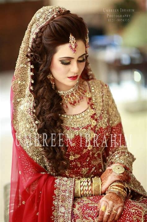 engagement hairstyles pakistani images latest pakistani bridal hairstyles 2017 for girlslatest