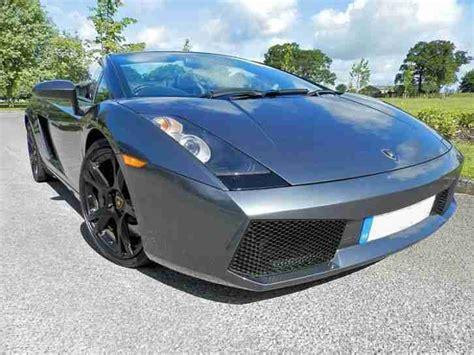 V10 Lamborghini Price Lamborghini Gallardo V10 Spyder Manual Car For Sale